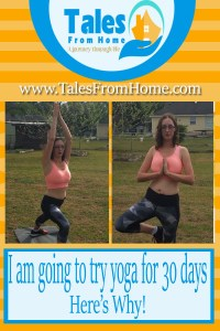 Yoga for beginners, I am going to try yoga for 30 days and here's why