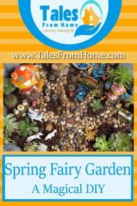 Spring Fairy Garden