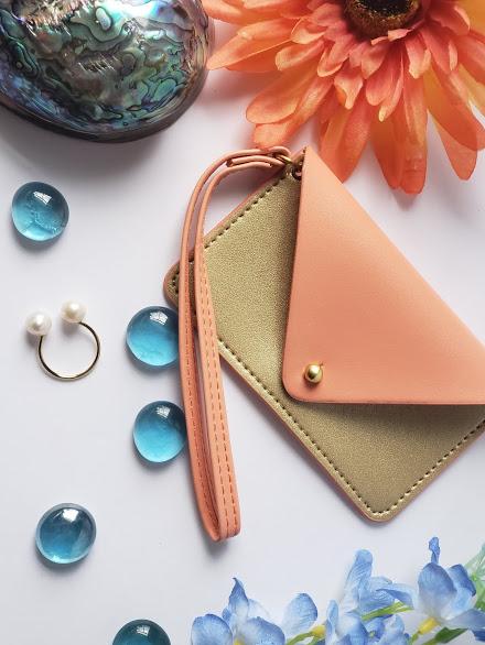 FabFitFun Summer Box Review wallet & Ring