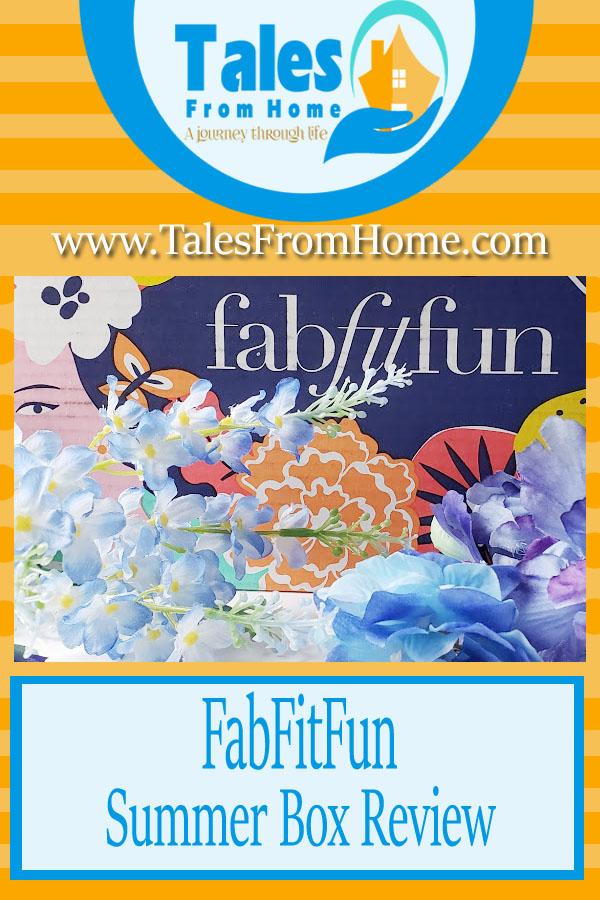 fabfitfun summer box review #fabfitfun #fabfiftfunPartner #subscriptionbox #subscription #women #fun