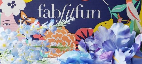 FabFitFun summer box review