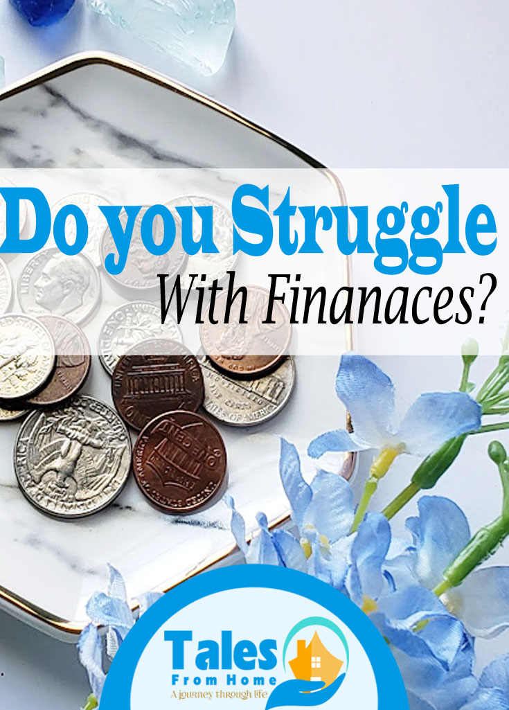 Do you struggle with your finances? Here might be why! #finances #money #savingmoney #makingmoney #debt