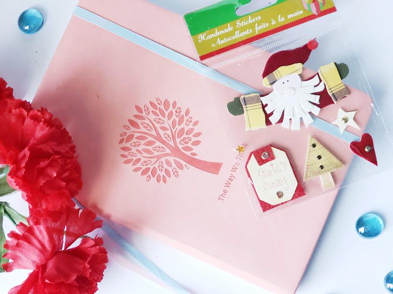 bullet journal themes christmas