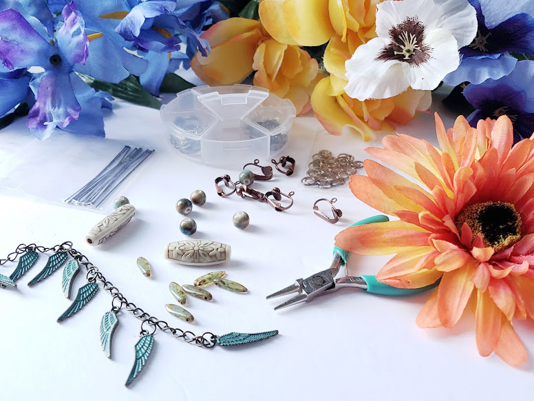 design your own earrings equipment