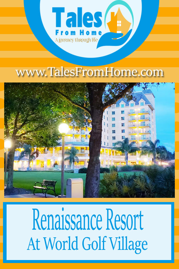 Renaissance Resort at world Golf Village #review #hotel #Resort #vacation