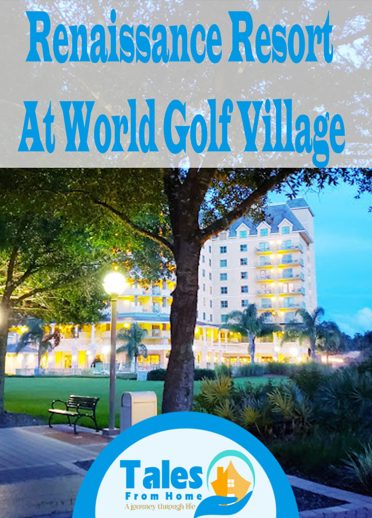 Renaissance Resort at world Golf Village #review #hotel #Resort #vacation