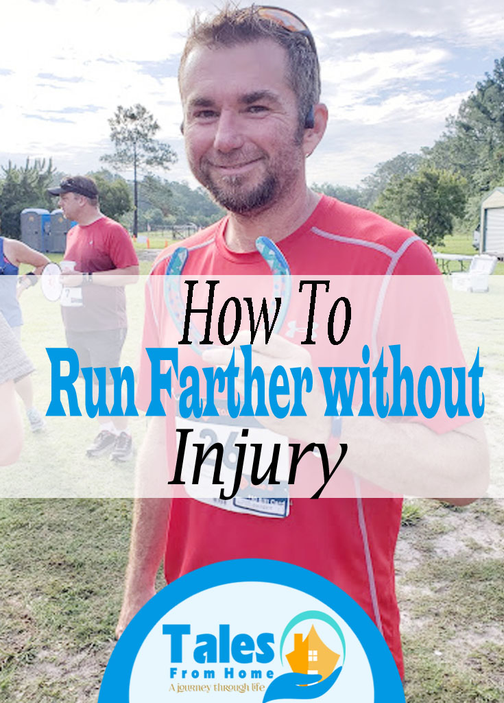 Run Farther without injury #running #5k #exercise #fitness #healthyliving #healthylife