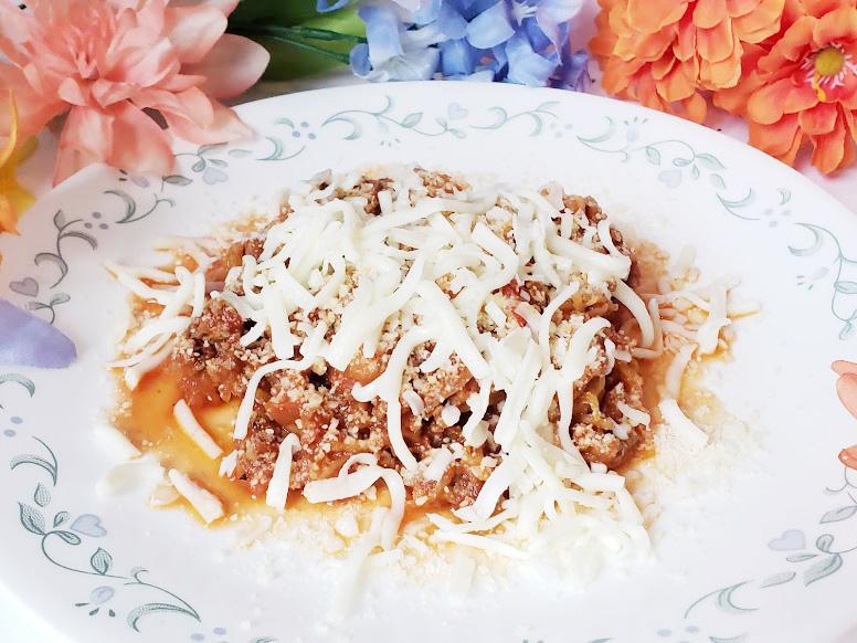 Keto Spaghetti