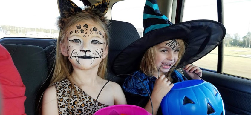 face painting tips for halloween