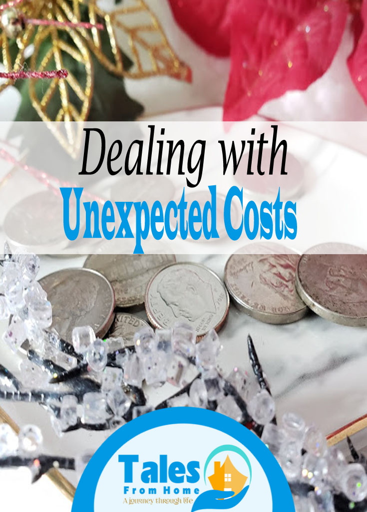Dealing with Unexpected Costs as a Family on a Budget! #Money #family #Budget #budgeting #Unexpectedcosts #financial #expenses