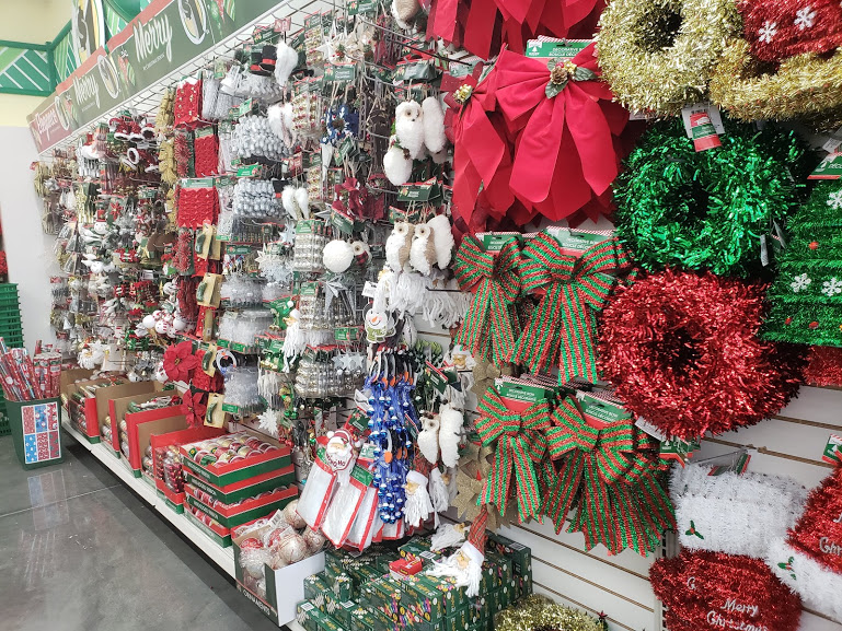 dealing with holiday stress - shop online