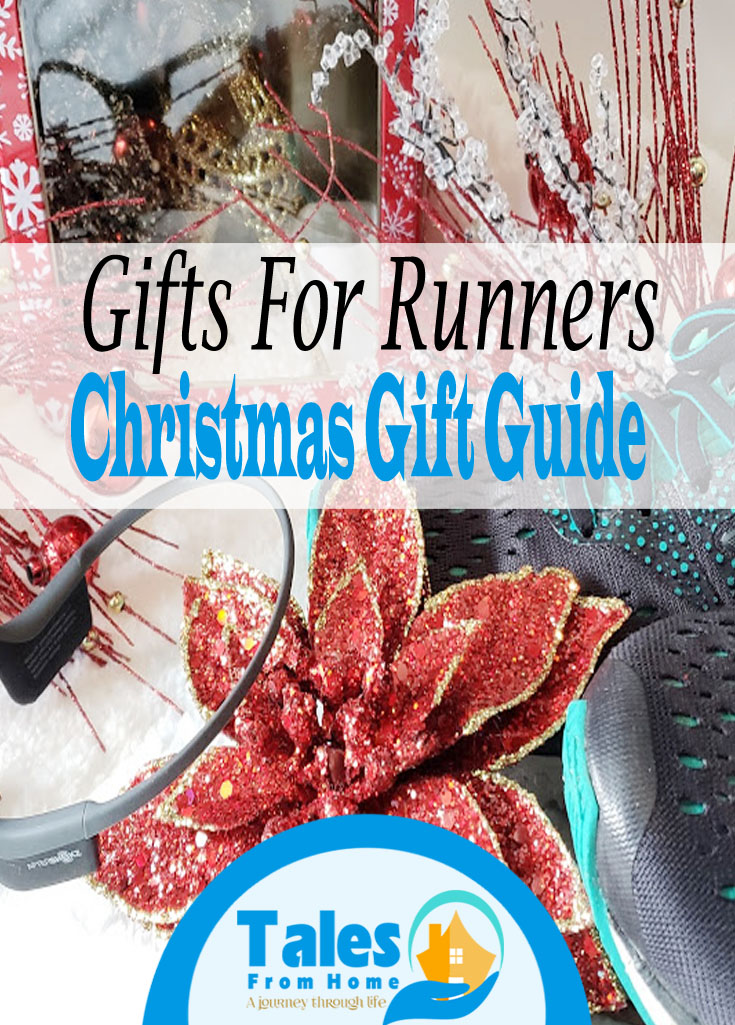 Gifts for Runners, Make them Smile this Christmas! - Tales From Home