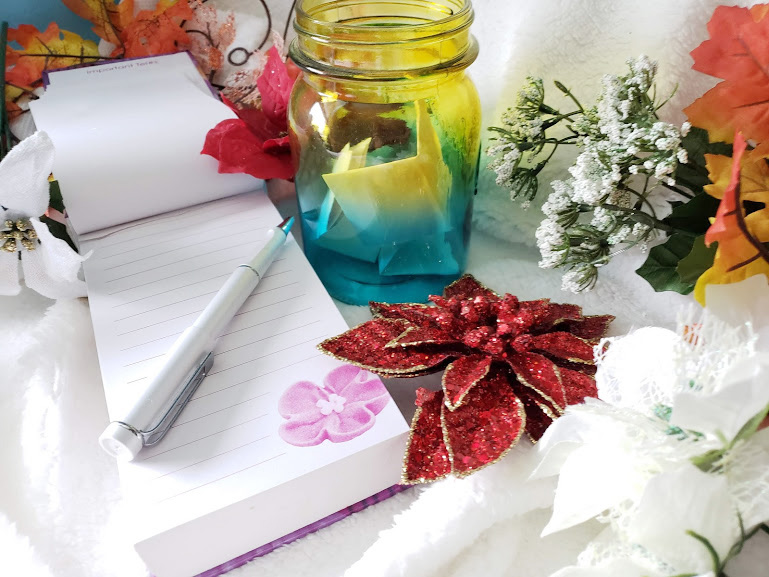the benefits of starting a gratitude journal or jar