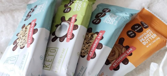 Keto Chocolate Bars from Kiss My Keto