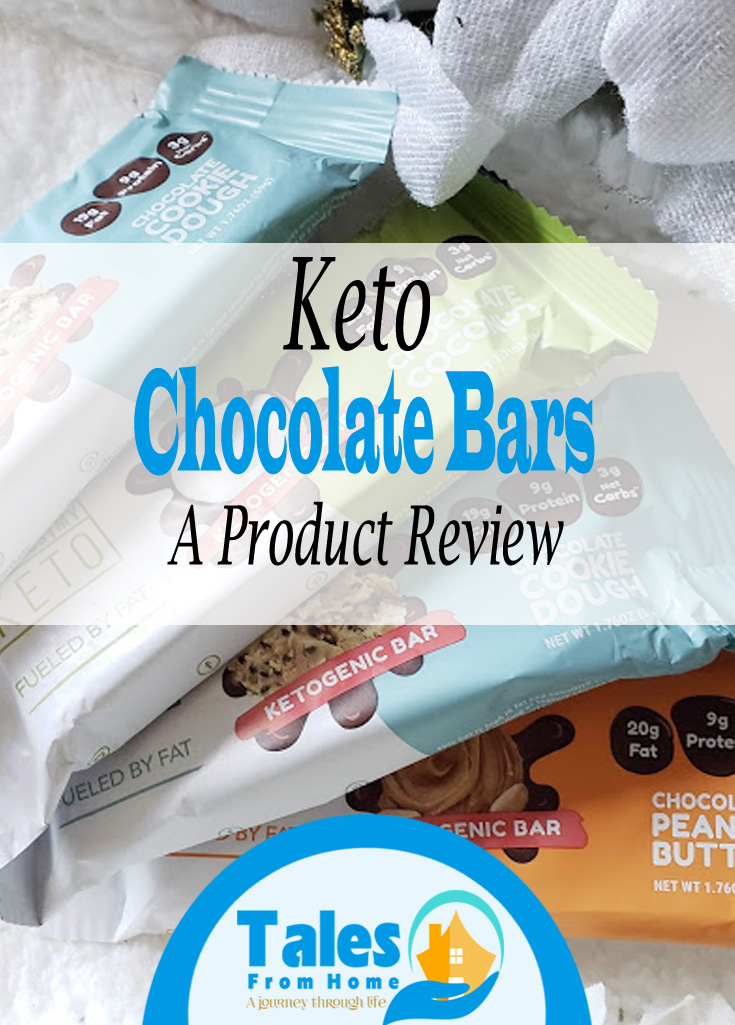 Keto Chocolate Bars by Kiss My Keto, A Product Review #Keto #ketochocolate #ketosnacks #ketoproducts #productreview