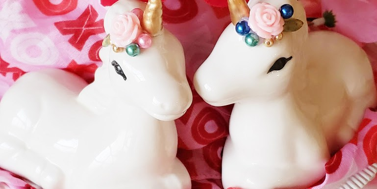 Valentine's Day gift guide unicorns