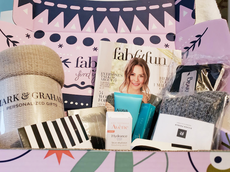 valentine's day gift guide fabfitfun subscription box