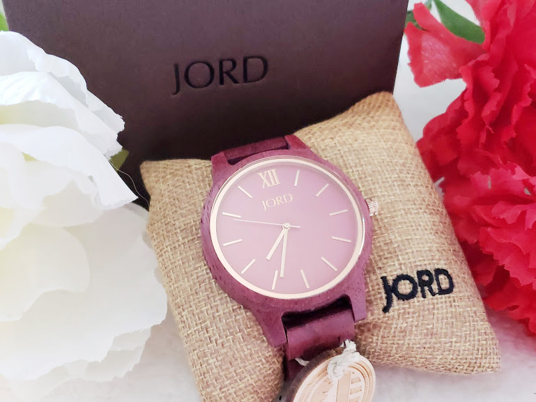 Wooden Watches for Women from jord