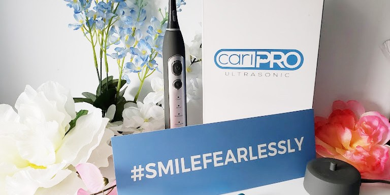 Electric Toothbrushes the cariPRO toothbrush from Smile Brilliant