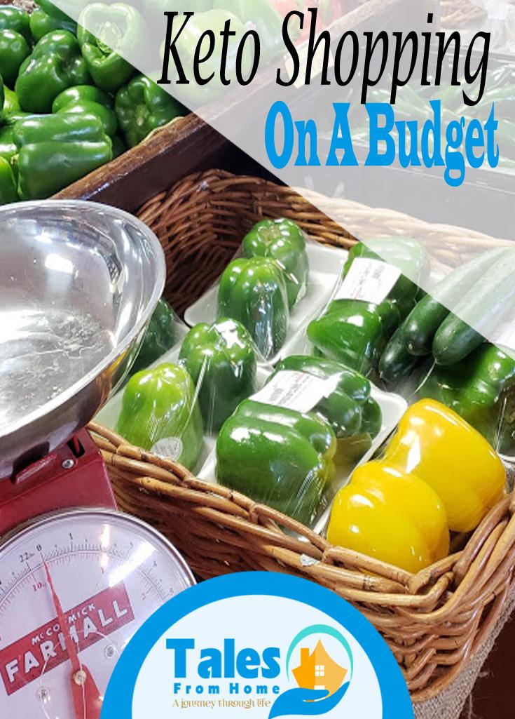 Keto Shopping on a Budget #keto #ketolife #ketodiet #ketogenic #lowcarb #lchf