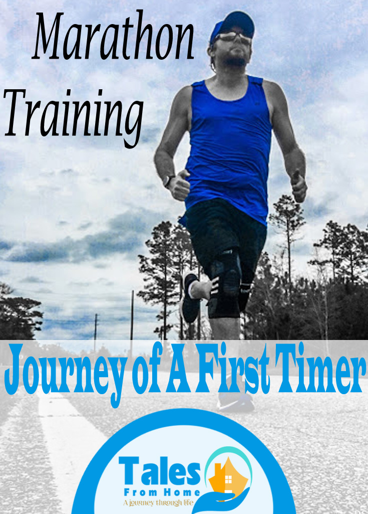 Marathon Training part 1 - The Journey of a First Timer #marathontraining #run #running #runner #exercise #fitness #fitnessgoals #fitnessjourney