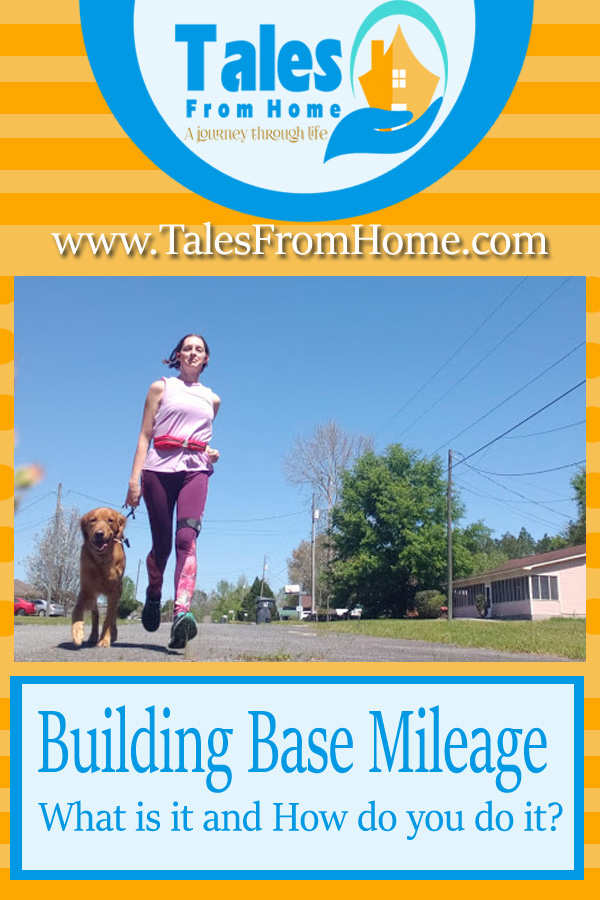 Building Base Mileage is important and here's why! #Running #runner #run #exercise #fitness #fitnessjourney #FitnessGoals #Runningtips