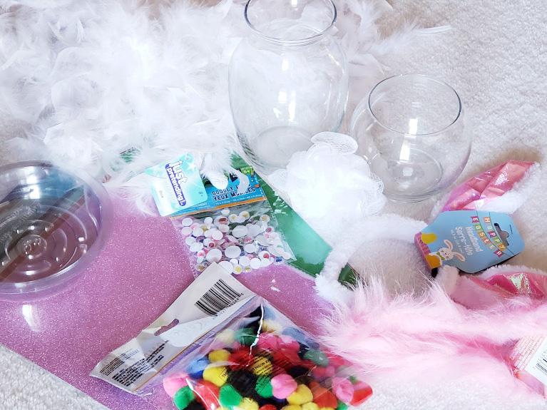 DIY Easter Craft - Supplies