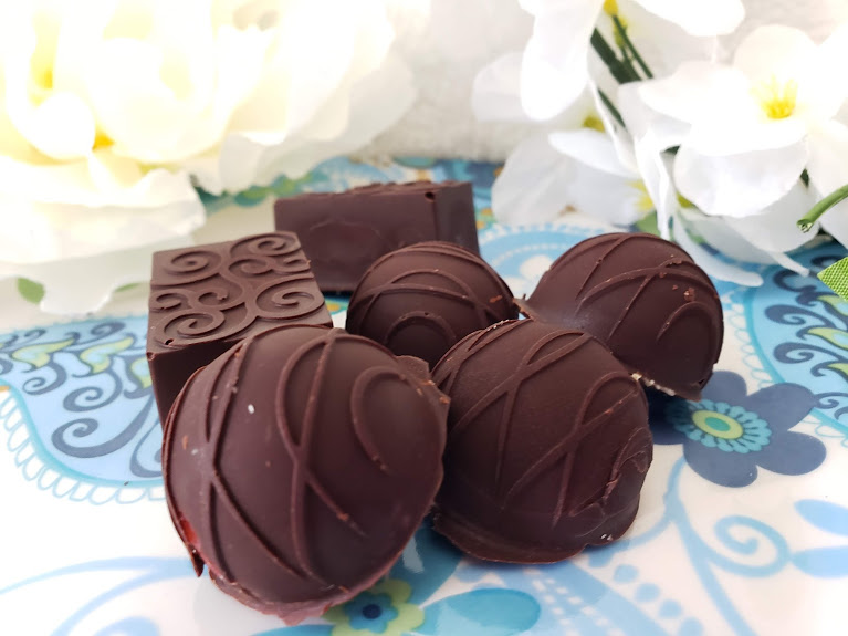 Keto Chocolate Candies