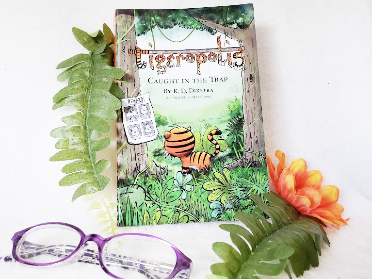 A book by R.D Dikstra, Tigeropolis, Caught in a Trap
