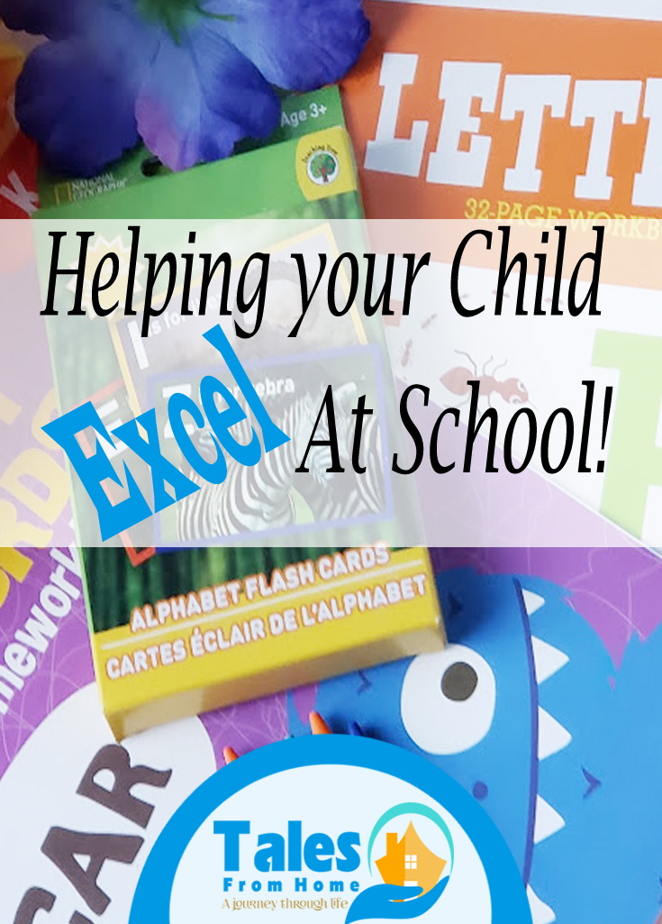 Help your Child Excel at School with these great tips and ideas! #kids #family #familyfun #school #mom #momlife #momtips#children #schoolhelp