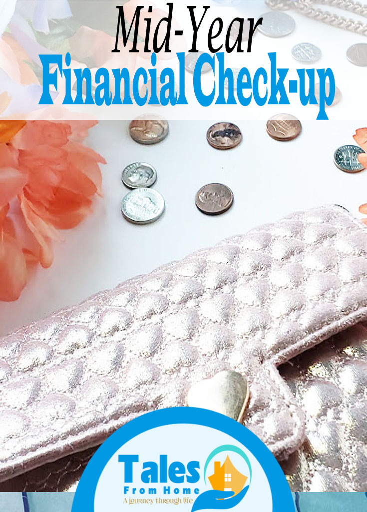 Mid-year Financial Check-up #finanaces #budgeting #debt #money #family