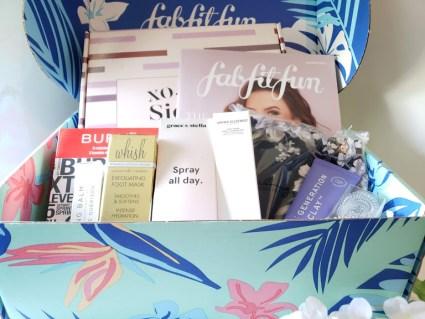 2019 Summer Box Review from FabFitFun