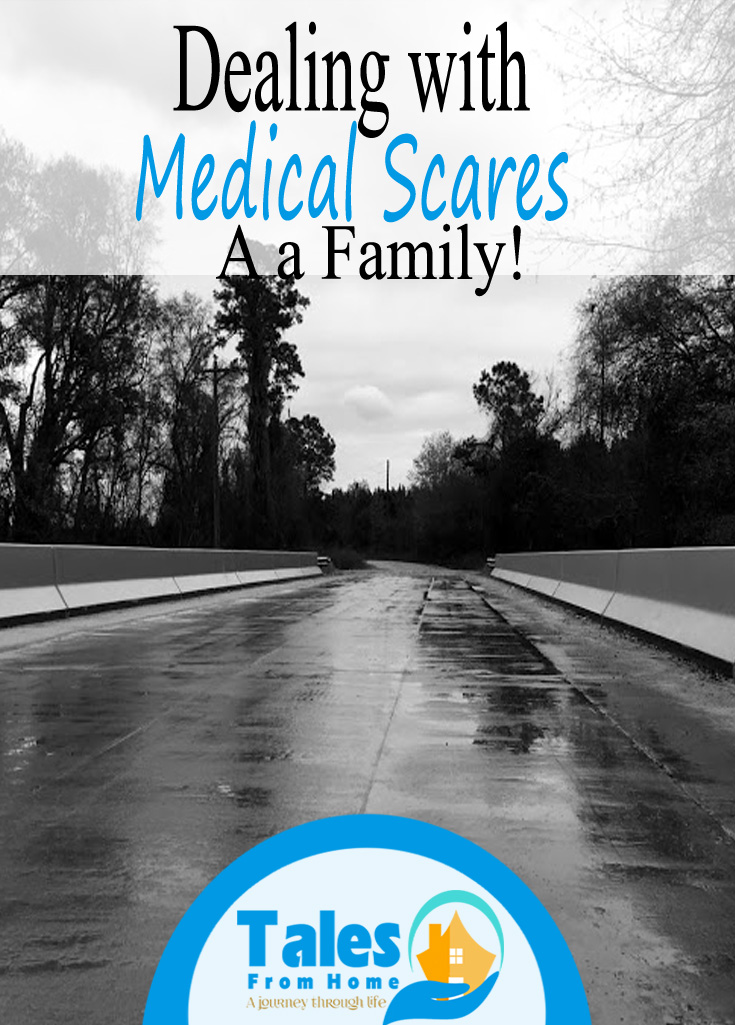 Dealing with Medical Scares as a Family #family #kids #momlife #life #health