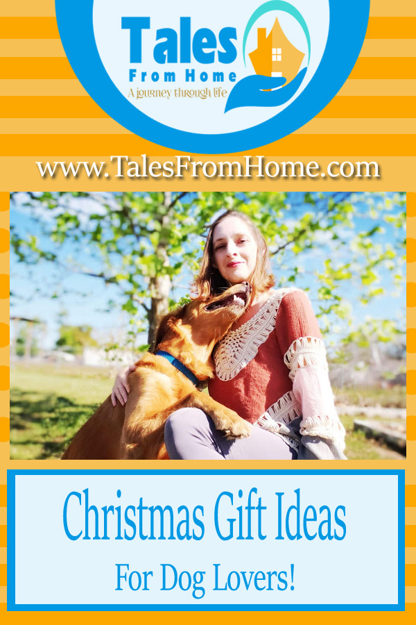 Gift Ideas for Dog Lovers! Fun ideas for a pawsome Christmas! #Pets #familypets #dogs #christmas #giftguide #holidays