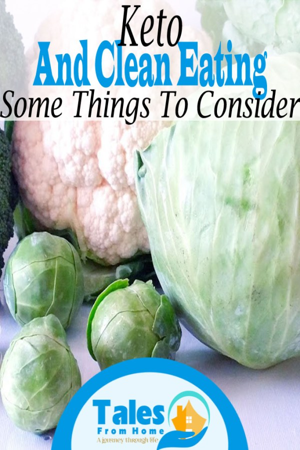 Keto and Clean eating. The facts you need to know! #keto #ketogenic #ketosis #lchf #lowcarb
