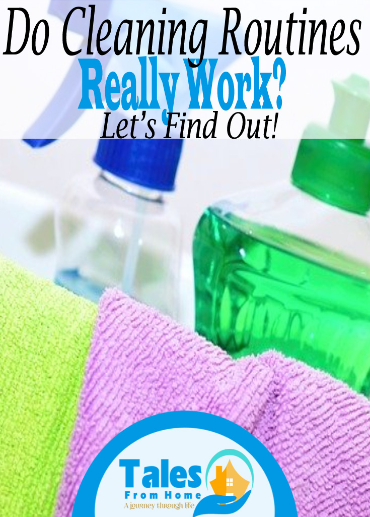 Do Cleaning Routines really Work? Let' Find Out! #clening #home #family #lifehacks #cleaningroutines