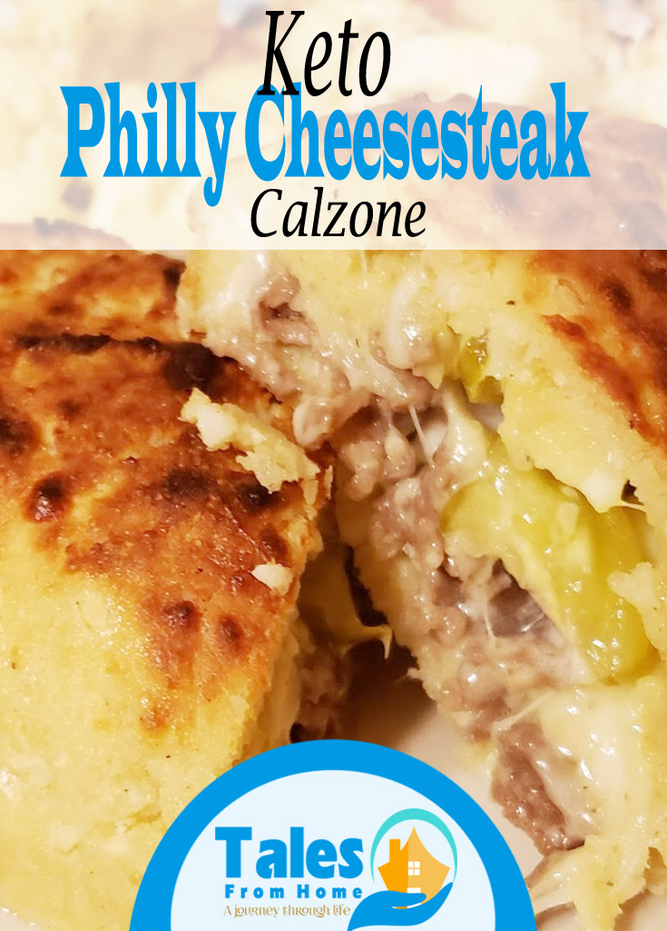 Keto Philly Cheesesteak Calzones #Keto #ketosis #Ketolife #Ketolifestyle #weightloss #lchf #lowcarb #Ketorecipe