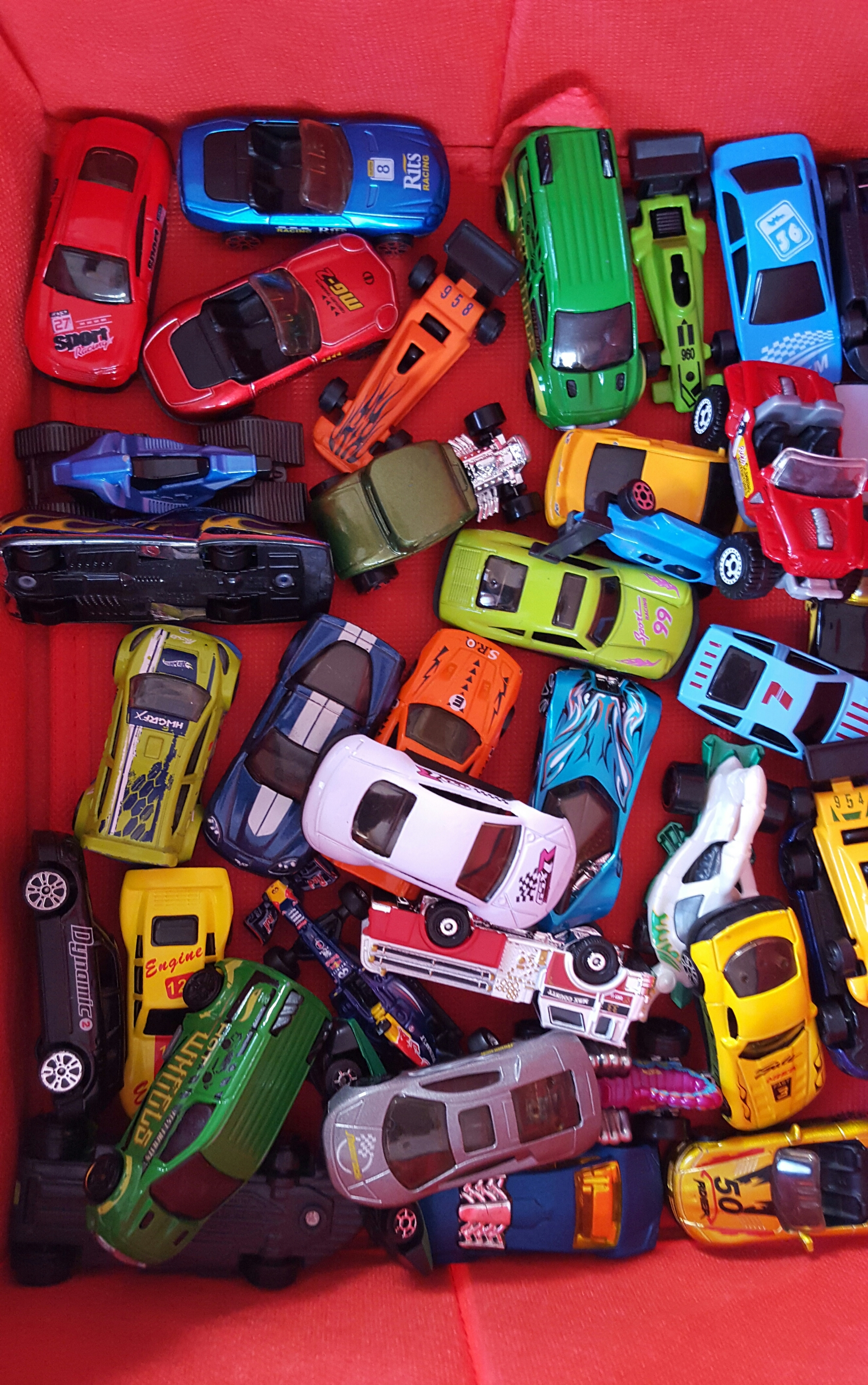'CAR'dinal rules (or how to 'play cars' with a toddler)