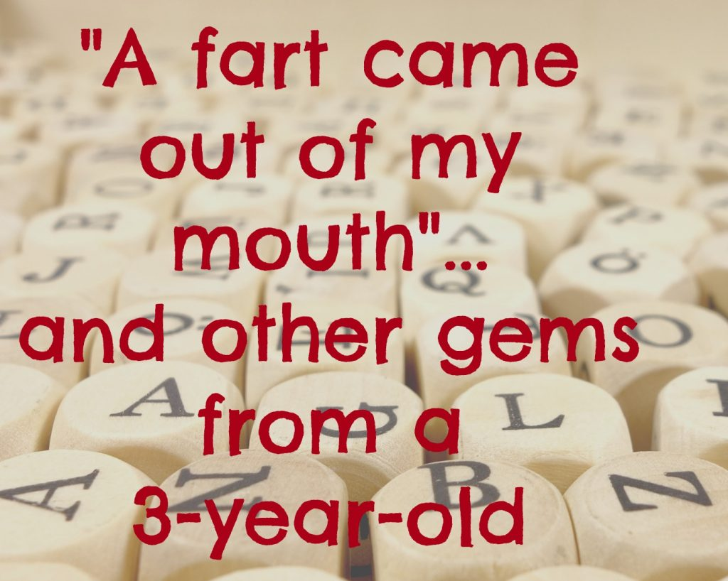 Fart Came Out Of My Mouth