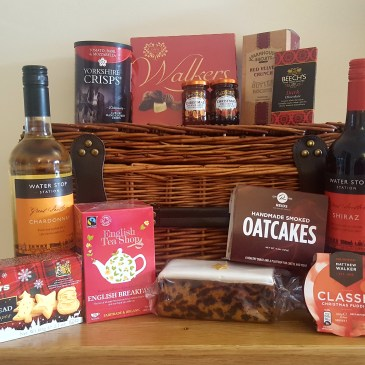 Christmas Delights: Prestige Christmas Hampers Review