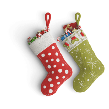 What's in your #ChristmasStocking tag