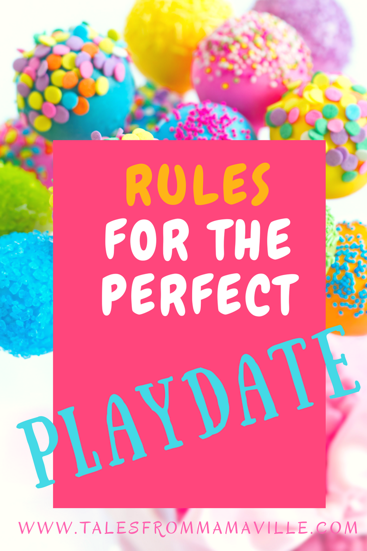 Rules for the Perfect Playdate