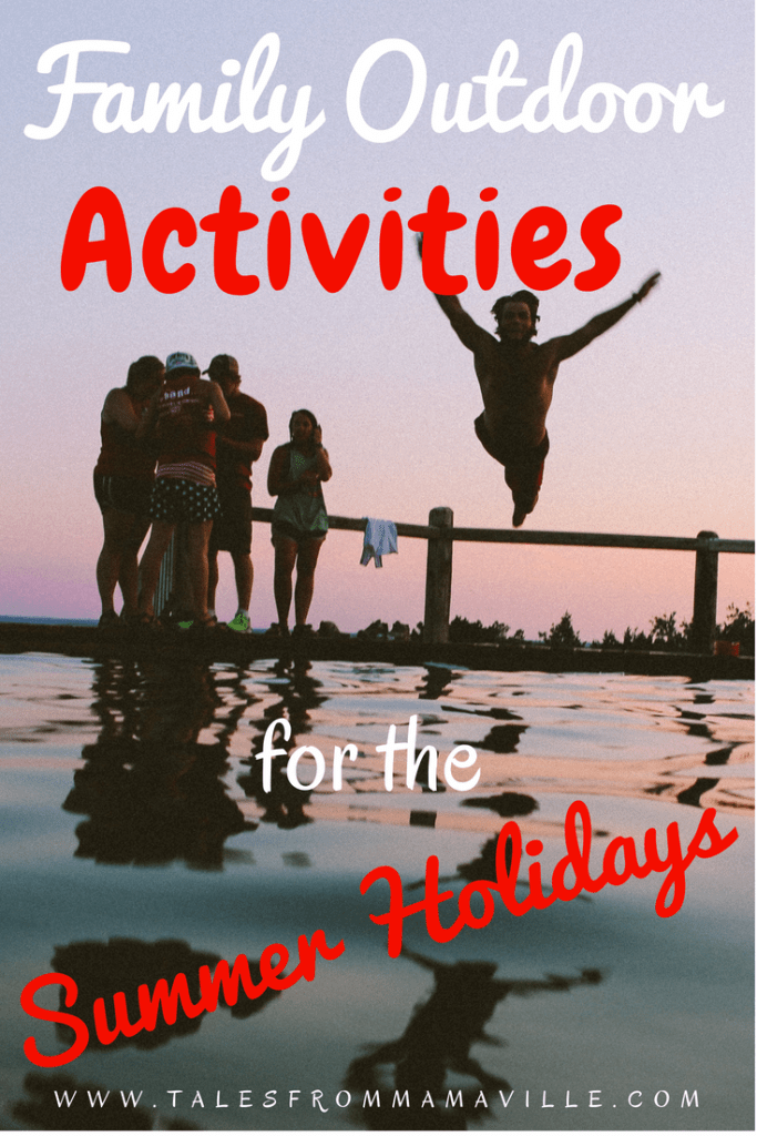 5 Family Outdoor Activities for the Summer Holidays