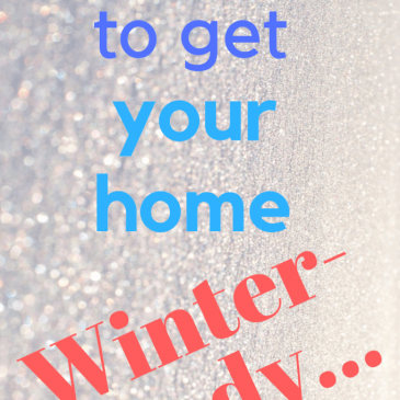 5 tips to get your home winter-ready