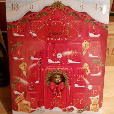 Win a Lindt Bear Advent Calendar…
