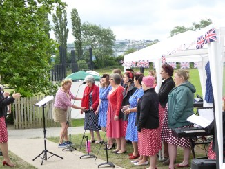 Armed Forces Day 25th June 2016 - The Military Wives Choir