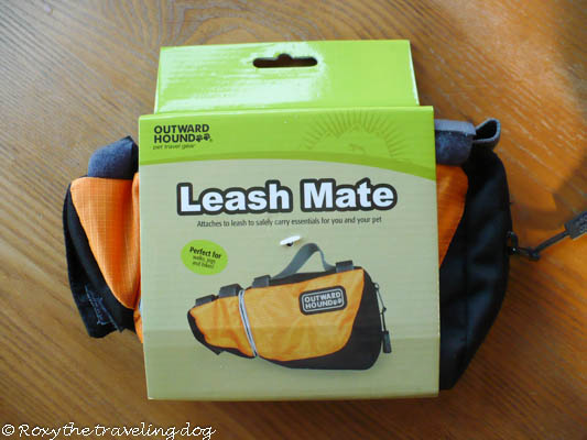 Leash mate from Kyjen, giveaway