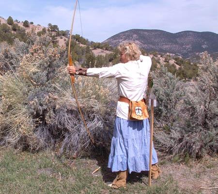 mountain man rendezvous,primitive archery