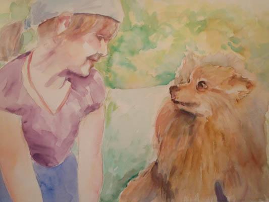 Artsy Fartsy Tuesday - Emma Kaufmann