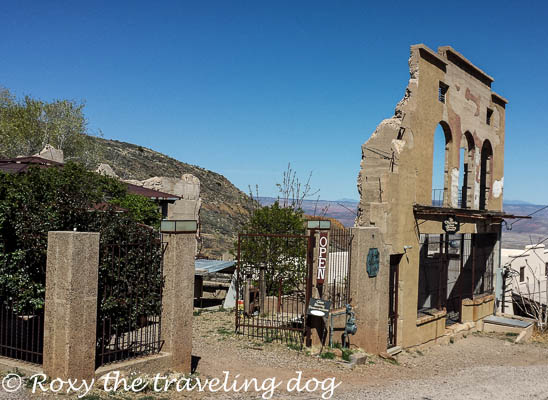 Jerome, AZ, Our last few days in Arizona